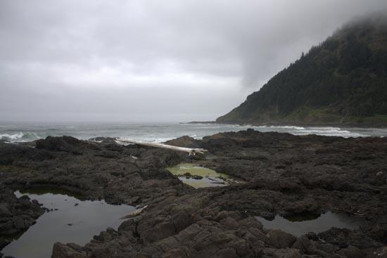 Oregon Coast Cape Perpetua