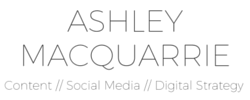 Ashley MacQuarrie