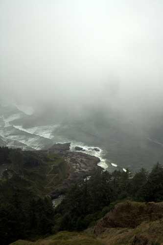 Oregon Coast Camping - Cape Perpetua